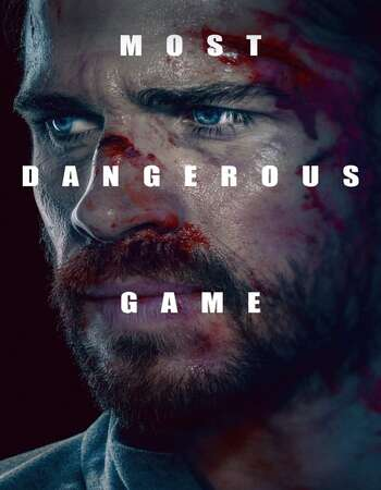 Most Dangerous Game 2020 Hindi Dual Audio 650MB Web-DL 720p MSubs HEVC